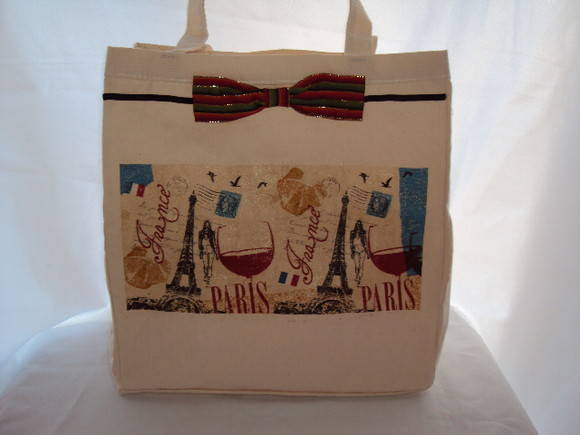 Eco Bag Moda Paris