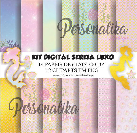 KIT DIGITAL SEREIA LUXO