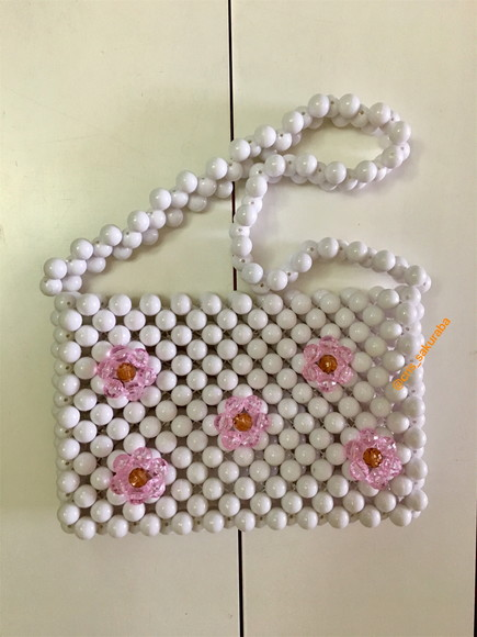 Bolsa de contas ( Beaded Bag )