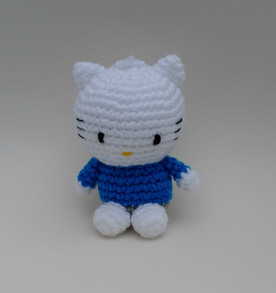 Dear Daniel (Hello Kitty) amigurumi