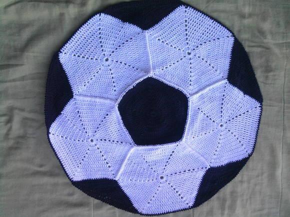 fc93a5902 Tapete Bola de futebol no Elo7