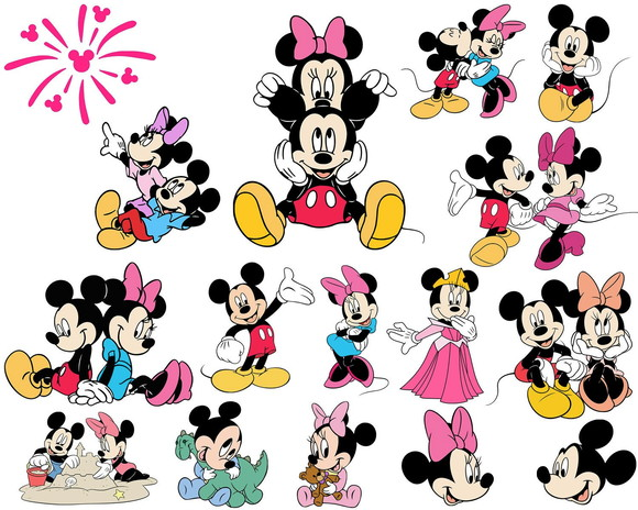 Mickey Png Elo7