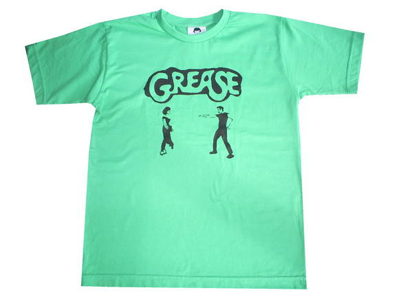 Camiseta grease