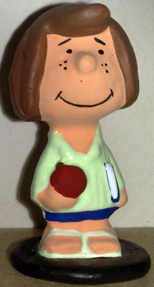 PATTY PIMENTINHA de PEANUTS