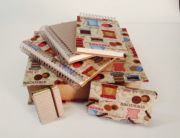 Kit Papelaria Craft