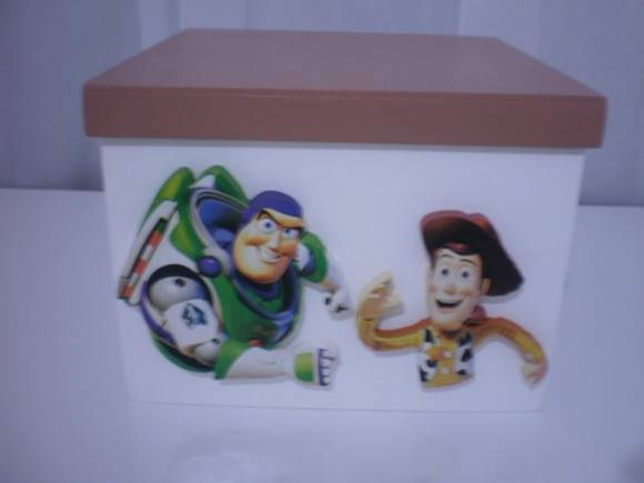 Farmacinha Toy Story - Buzz e Woody