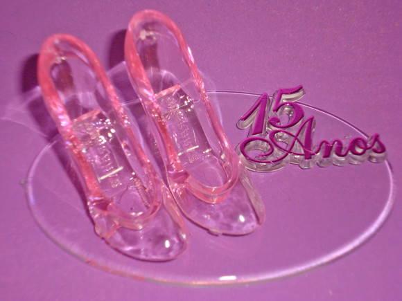 Meus sapatinhos de 15 anos num passe de m gica elo7 for Cubre sillas para 15 anos