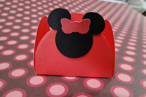 MM5 - Forminha Minnie