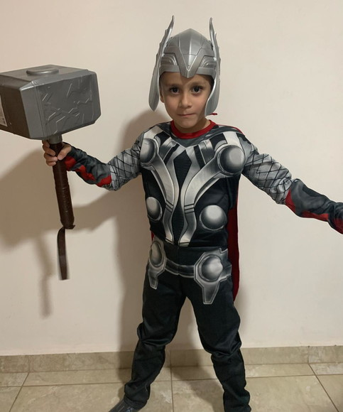 THOR MUSCULOSO