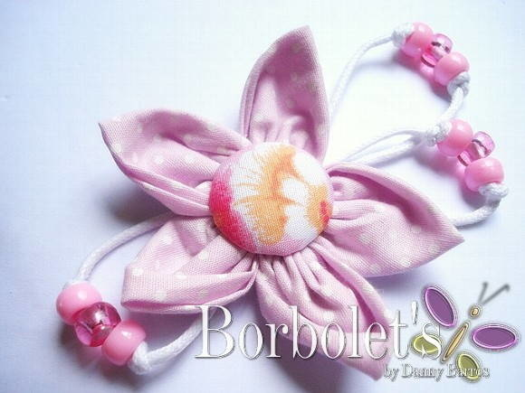 Broche - Rose flower