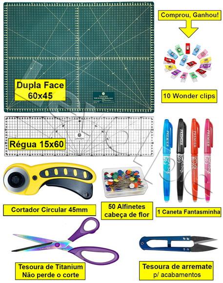 o que é cartonagem kit de materiais