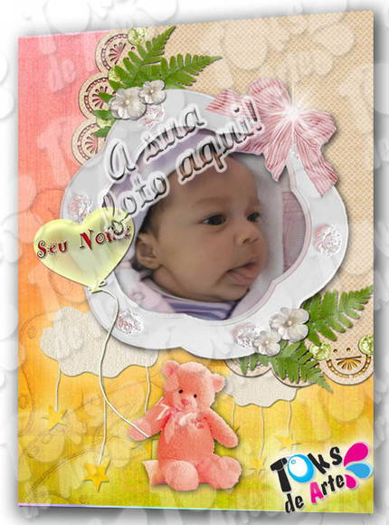 Arte Digital - Scrapbook Digital 014