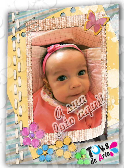 Arte Digital - Scrapbook Digital 013