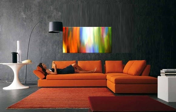 PAINEL ABSTRATO 70X1.20 COD