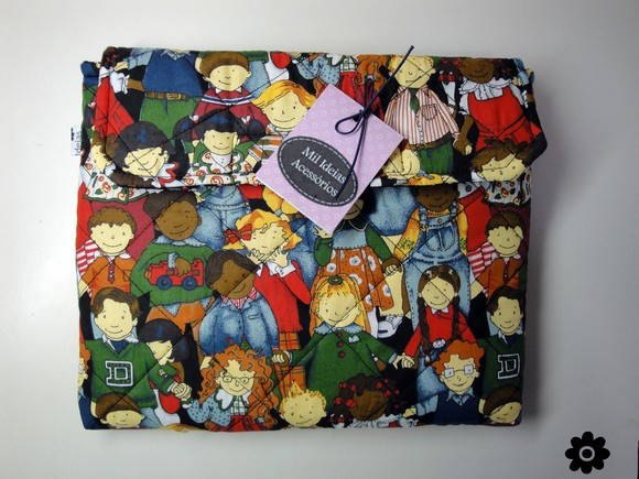 CASE IPAD AMIGOS-