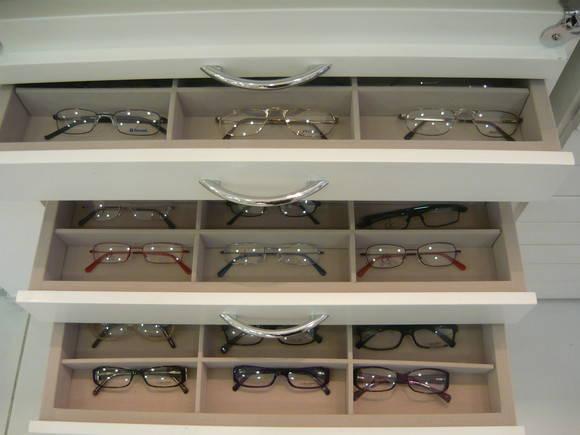 5f08216dde1f6 Caixa Organizadora Oculos   Elo7