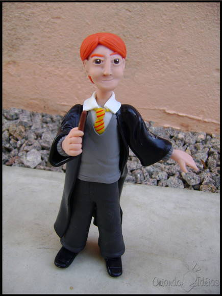 Rony Weasley - Harry Potter