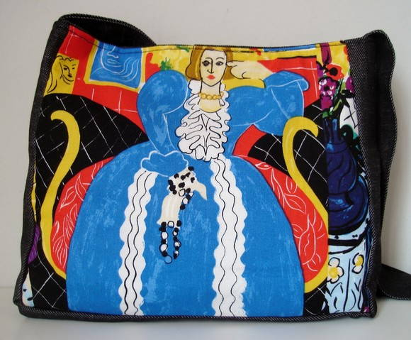 Tiracolo Clutch Mulheres de Matisse