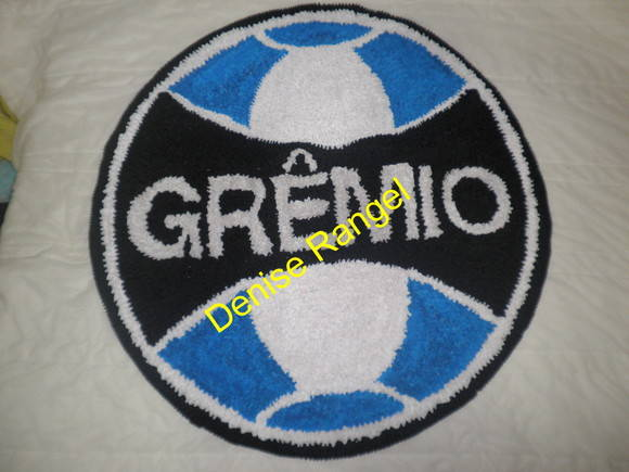 5f1ab29f55 Tapete do Grêmio 1 METRO no Elo7