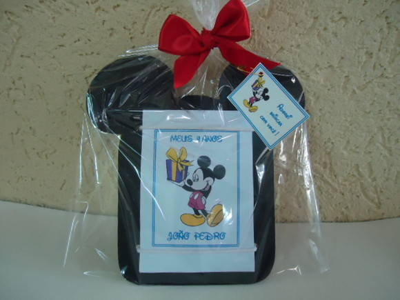 BLOQUINHO MICKEY MOUSE