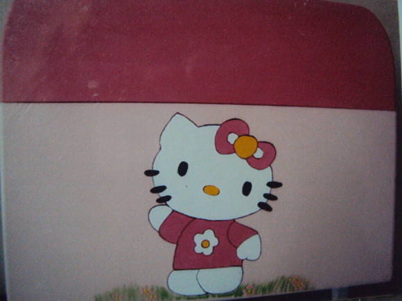 Baú Hello Kitty