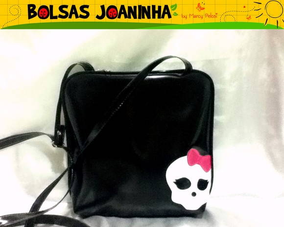 MONSTER HIGH BOLSA TRANSVERSAL