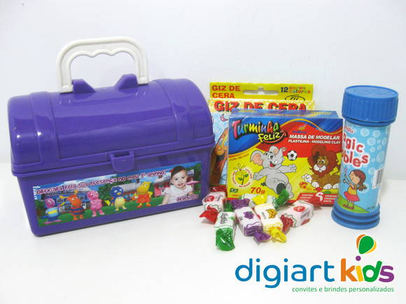 Kit Diversão Backyardigans