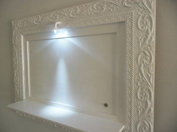 MOLDURA ARABESCO COM LED