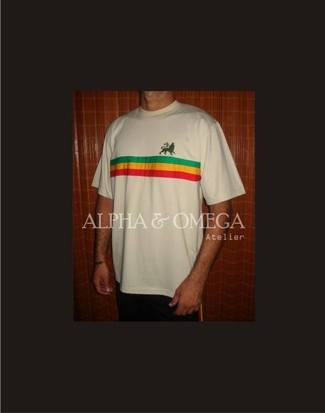 T-shirt Reggae Roots NUDE