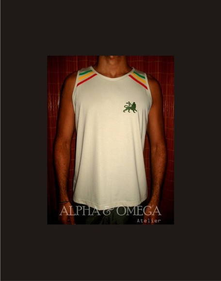 Regata Reggae Classic NUDE no Elo7  a97962d9789