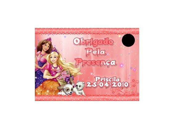 Tag barbie e o castelo de diamante