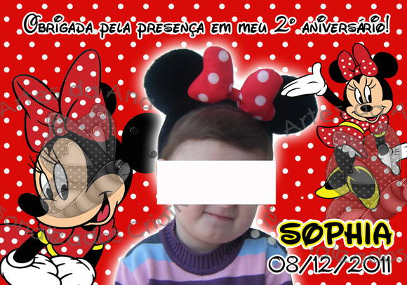 Minnie Ímã