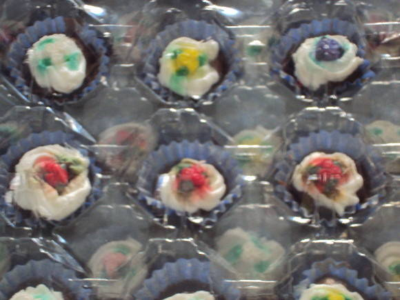 Micro Cup cakes