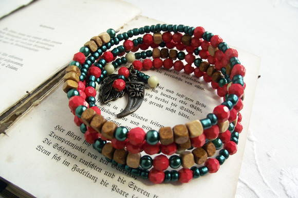 Pulseira Earth and Fire