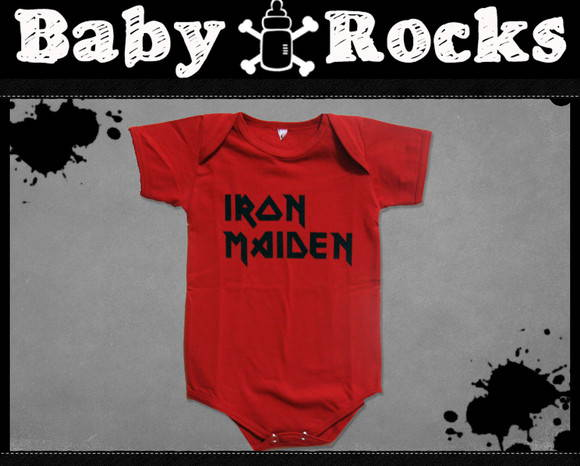 Body ou Camisetinha Iron Maiden EP