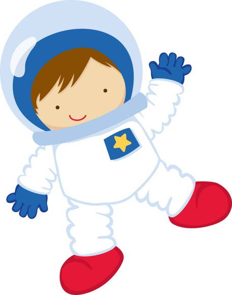 to an astronaut the outer space appears in which colour - photo #47