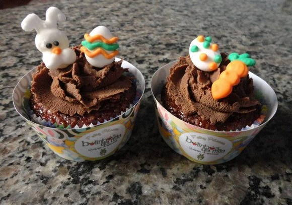 Wrappers de Cup Cake