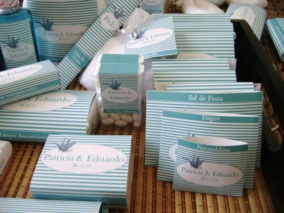 Kit Toilette Casamento  Azul no Elo7   Arte Papel Flávia (1E81E3) a41bc35611