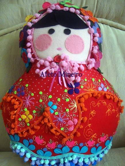 A MATRIOSHKA