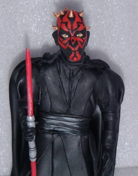 FIGURES STAR WARS DARTH MAUL
