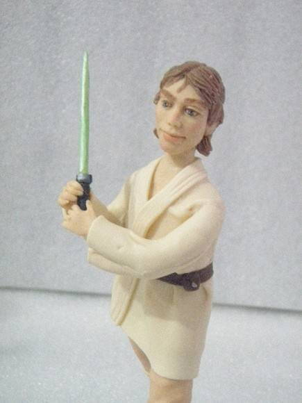 luck skywalker