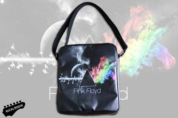 Bolsa Pink Floyd Dark Side of the moon