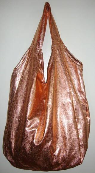 Bolsa De Festa Ouro Rose : Bolsa sacola metalizada ouro ros? boneca de papel elo
