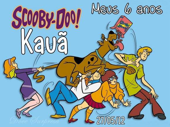 TAG Scooby Doo