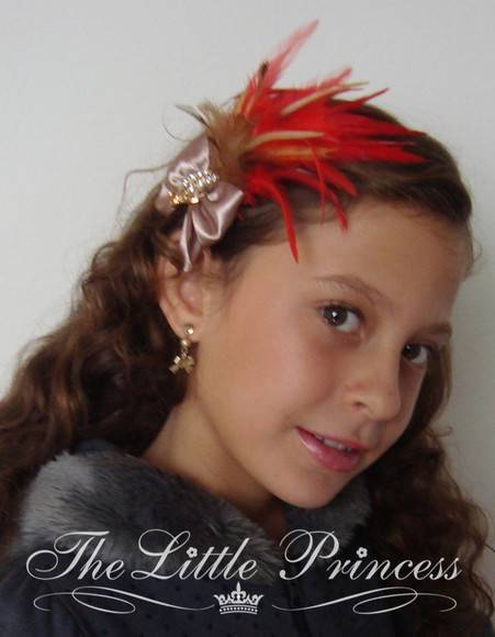 0151 Fascinator The Little Princess