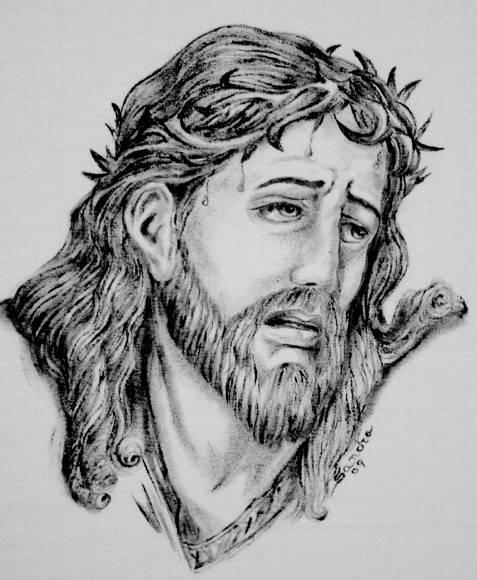 Amado Rosto de Jesus :: Série Tatoo no Elo7 | Atelier Sandra (32290) MC86