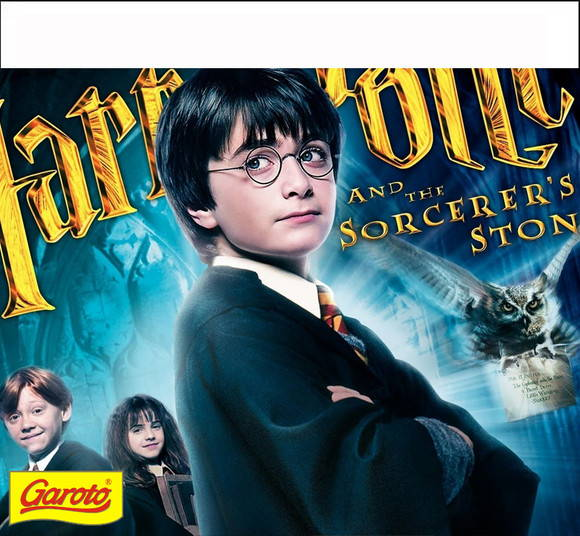 Rótulo para Batom do Harry Potter