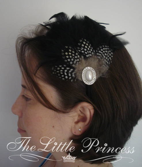 00127 Fascinator The Little Princess