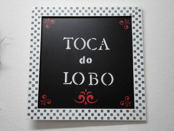 PLACA DECORATIVA TEMÁTICA