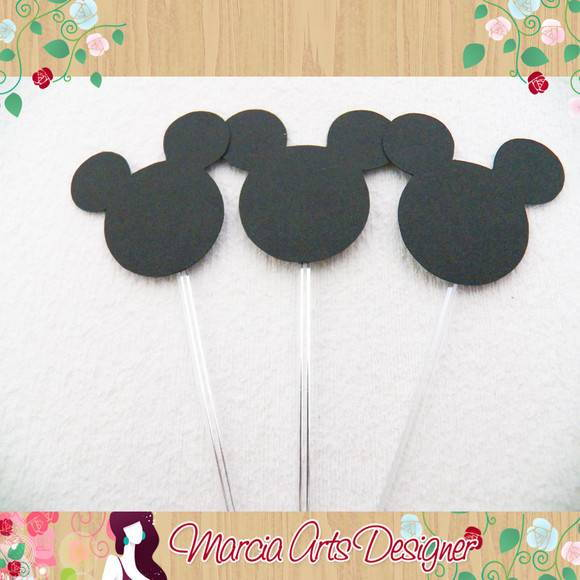 Toppers Orelhas Mickey